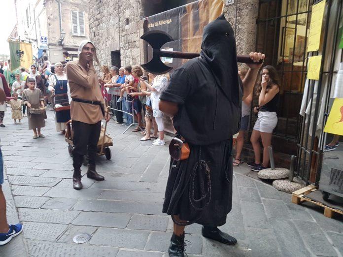Palio storico di Albenga serata conclusiva 29