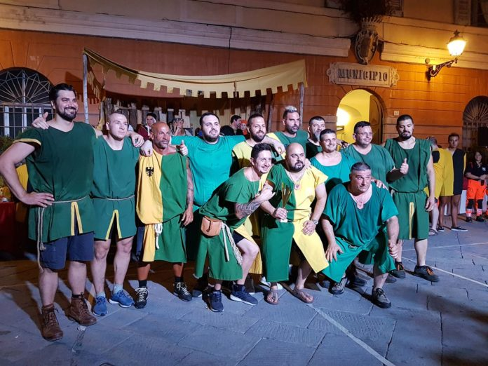 Palio storico di Albenga serata conclusiva 3