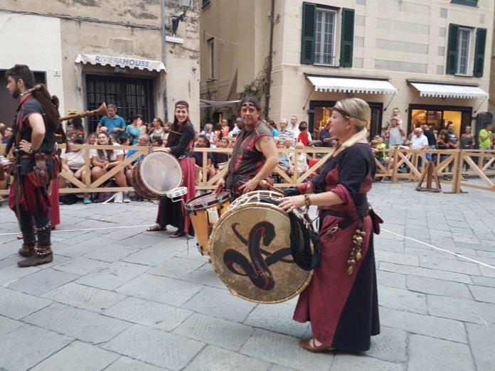 Palio storico di Albenga serata conclusiva 31