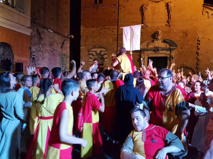 Palio storico di Albenga serata conclusiva 32