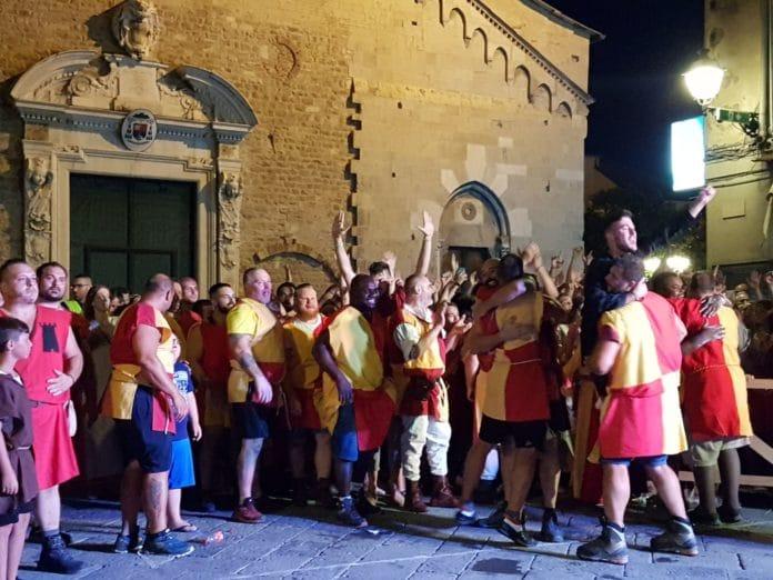 Palio storico di Albenga serata conclusiva 33