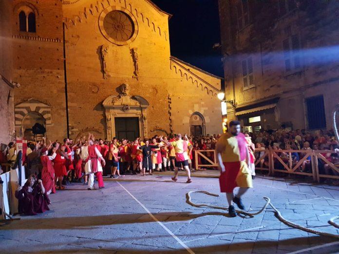 Palio storico di Albenga serata conclusiva 34