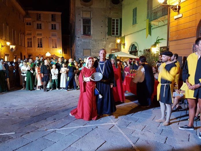 Palio storico di Albenga serata conclusiva 35