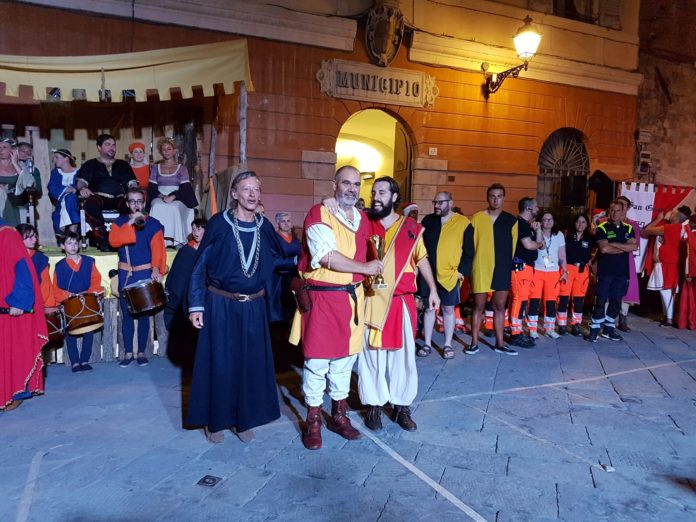 Palio storico di Albenga serata conclusiva 36