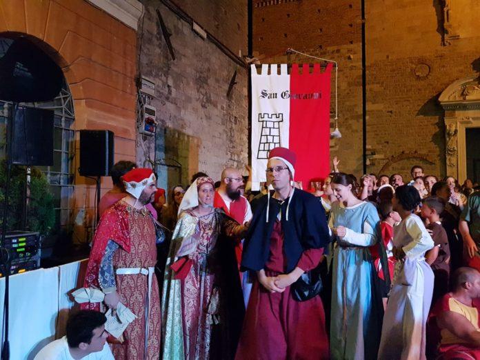 Palio storico di Albenga serata conclusiva 37