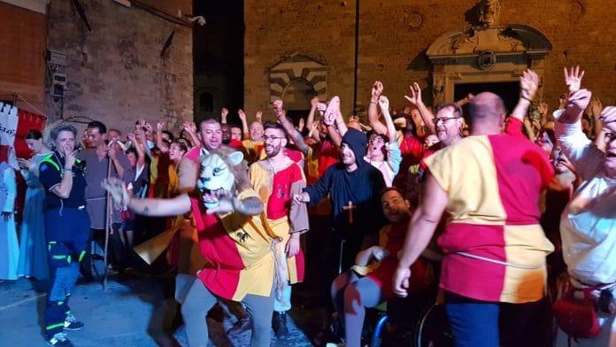 Palio storico di Albenga serata conclusiva 40