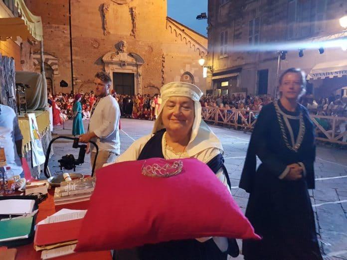 Palio storico di Albenga serata conclusiva 41