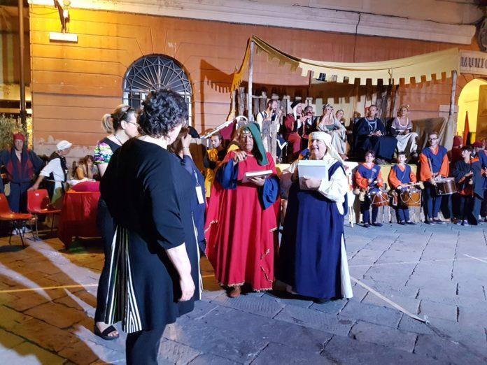 Palio storico di Albenga serata conclusiva 42