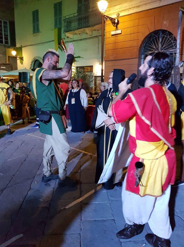Palio storico di Albenga serata conclusiva 43