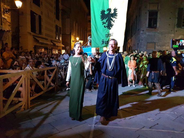 Palio storico di Albenga serata conclusiva 6