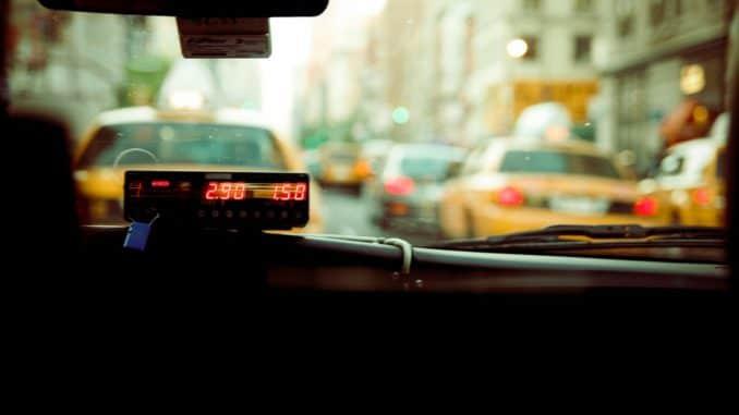 interno taxi
