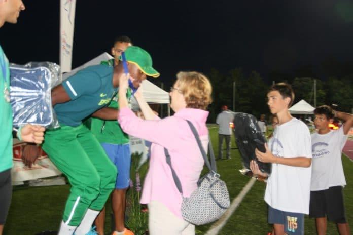 atletica Meeting Arcobaleno Japka
