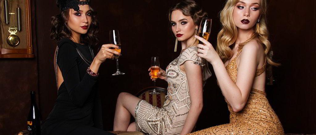 le tre muse glamour