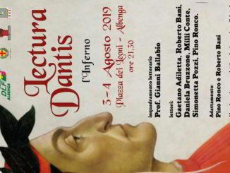 lectura dantis ad Albenga