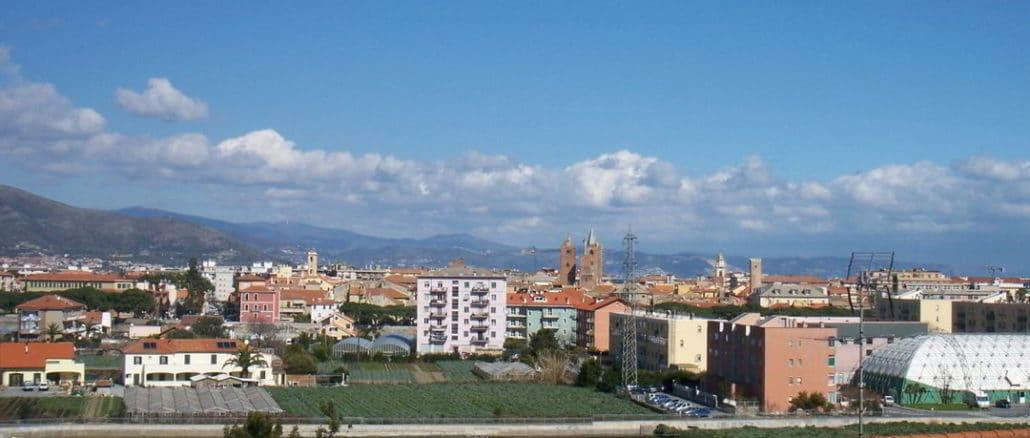 panoramica Albenga