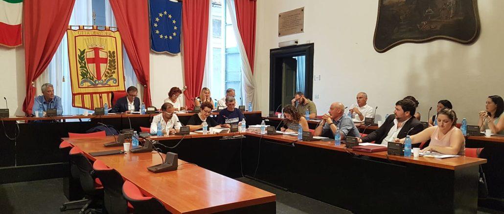 Seduta Consiglio Comunale Albenga
