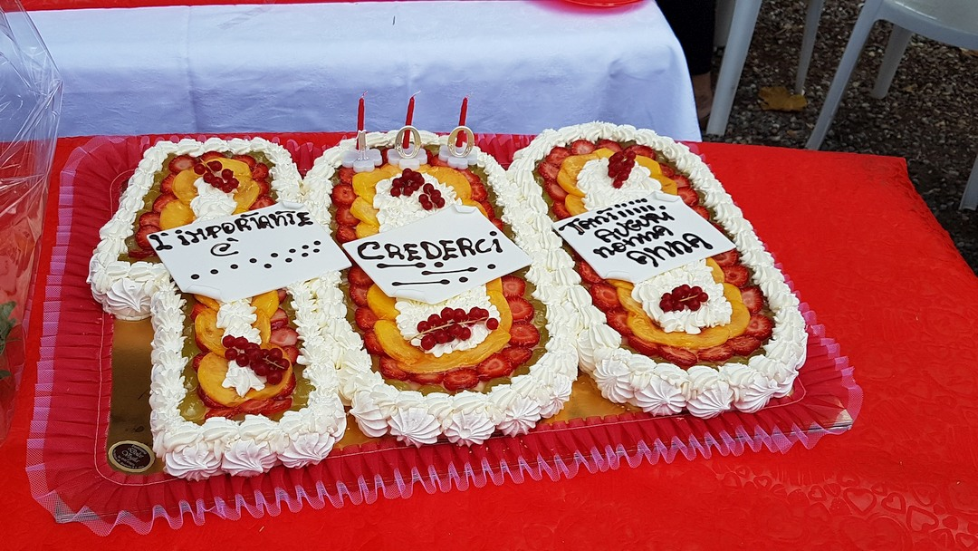 02 Compleanno Anna Mel a Loano compie 100 anni