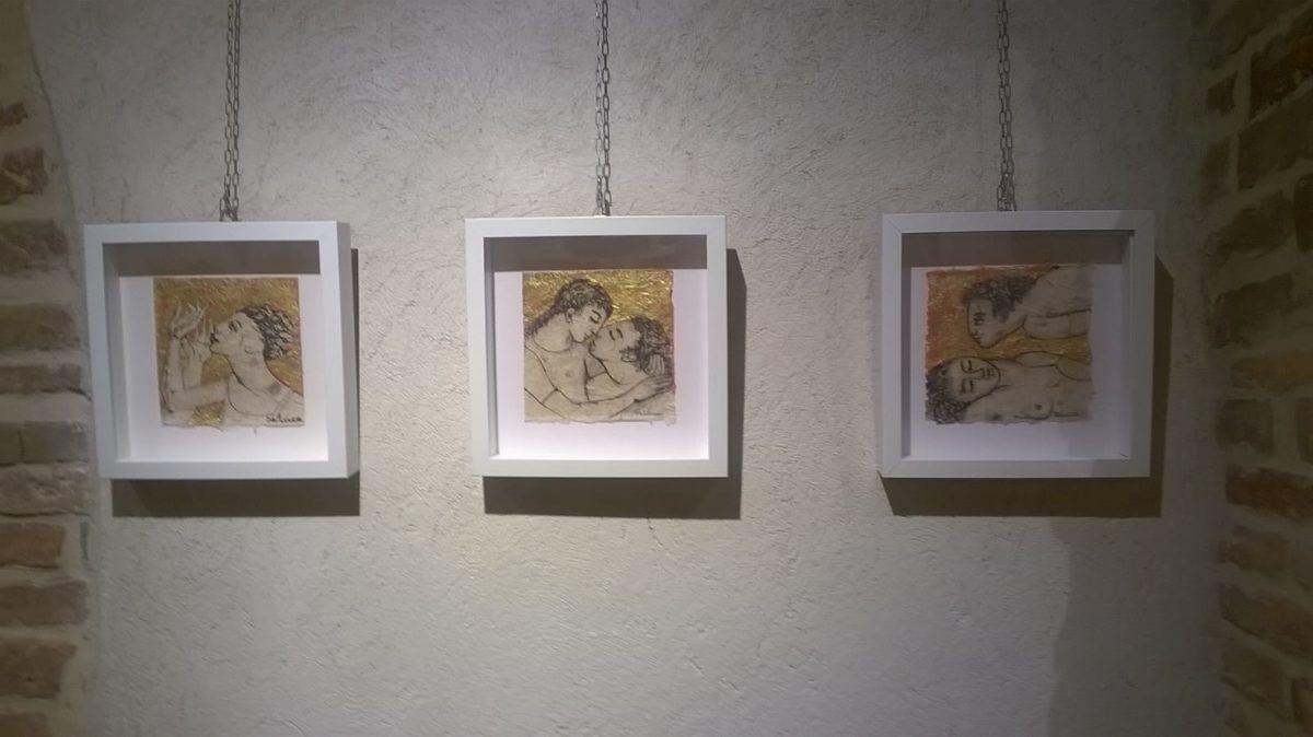 02 Elio De Lucoa opere mostra ad Albenga