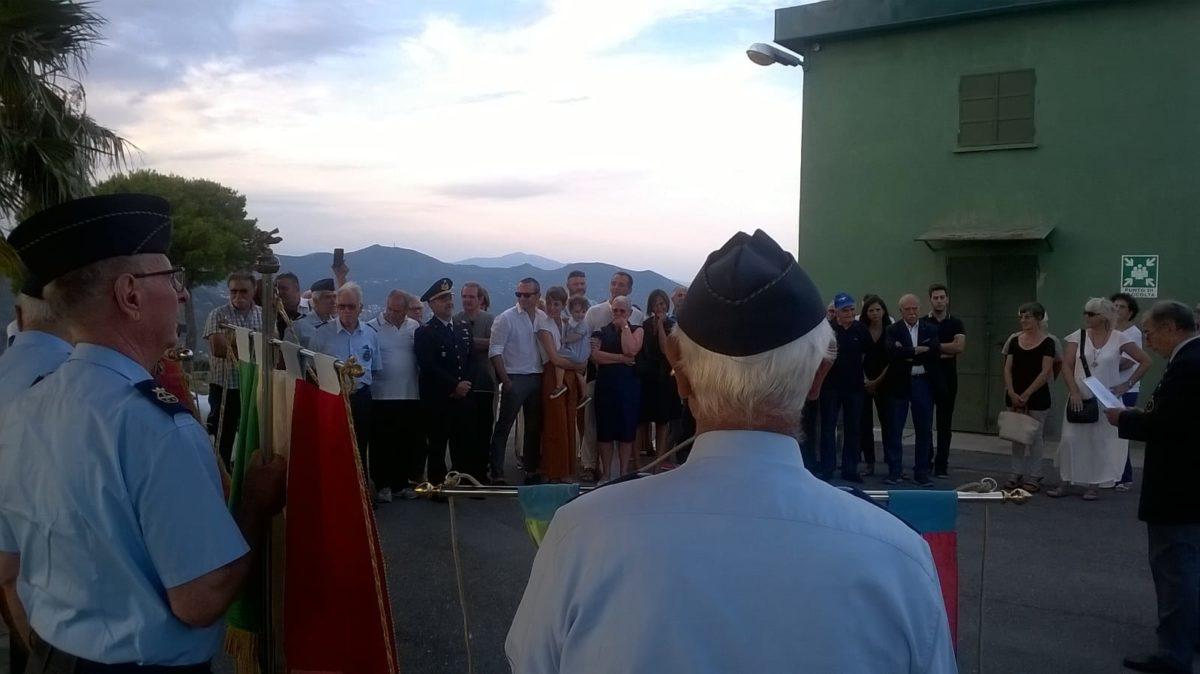 03 Andora cerimonia per ricordare Fausto Trevisani foto Daros