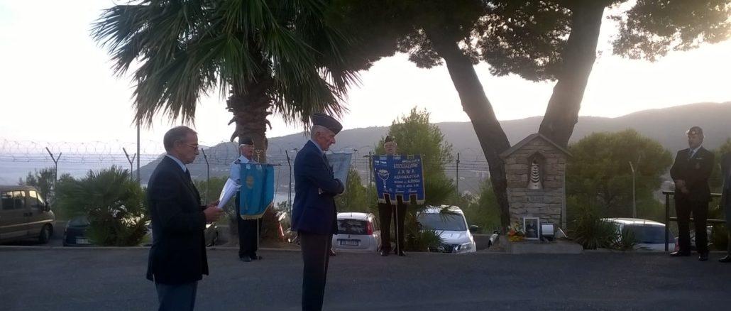 Toccante cerimonia in memoria di Fausto Trevisani