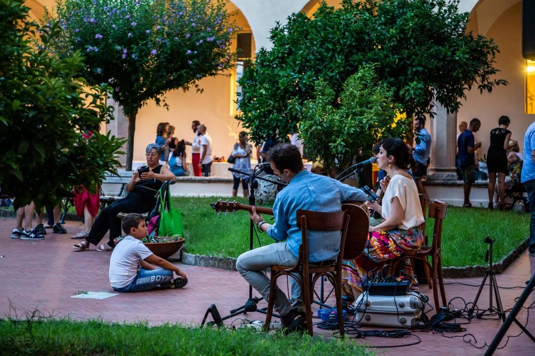 11 Musica Chiostro Seminario