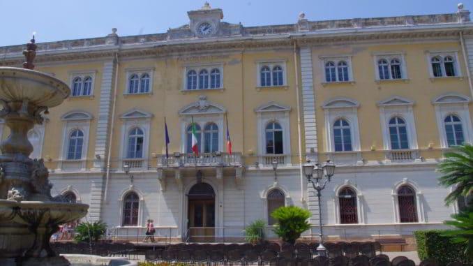 Il Palazzo del Comune di Alassio