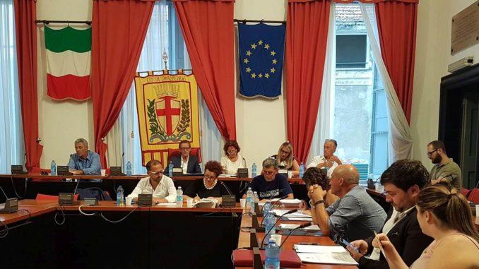 Consiglio Comunale di Albenga in seduta