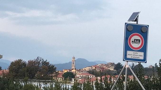 La frazione di Bastia di Albenga