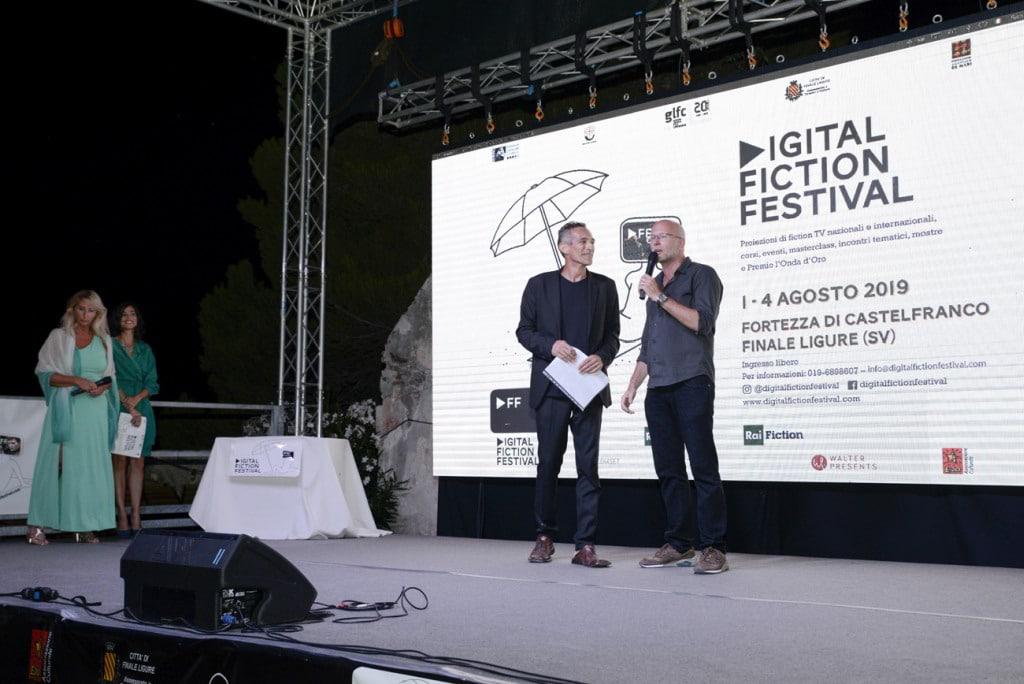 Grossi Casalino al Digital Fiction Festival