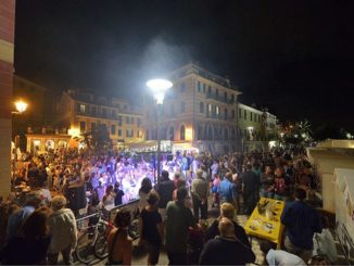 Notte Viola a Celle Ligure