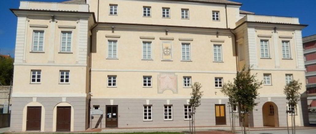 Palazzo Tagliaferro ad Andora
