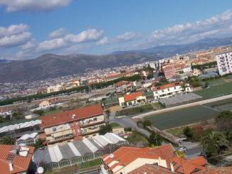 Panoramica su Albenga