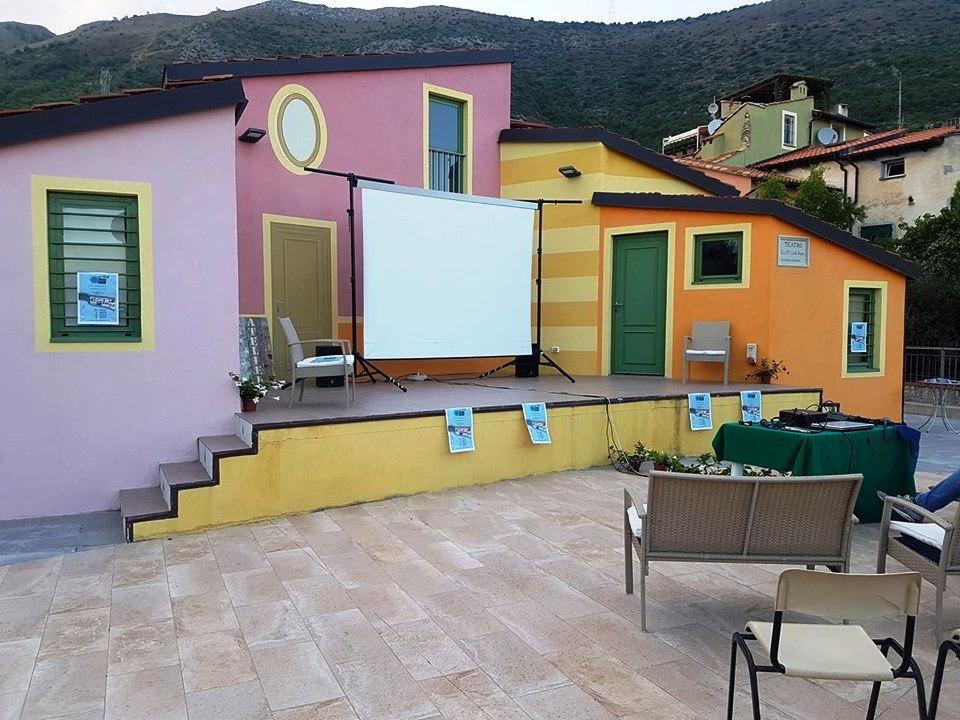 Peagna Cinema Teatro Vacca a Ceriale