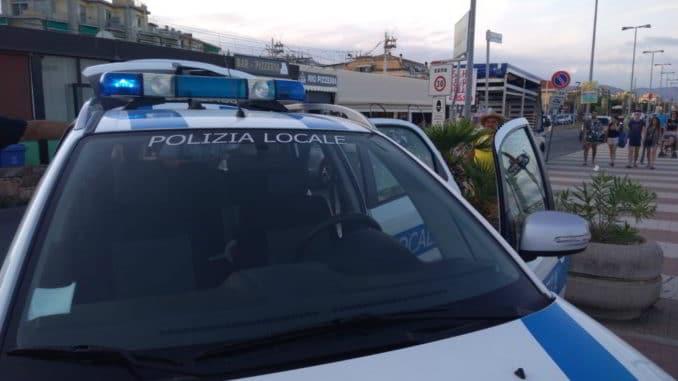 Polizia Loacale a Loano