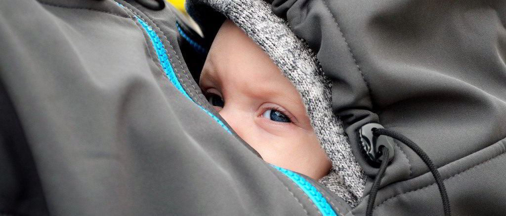 Lo sguardo di un bambino