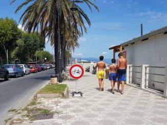 Lungomare di Albenga