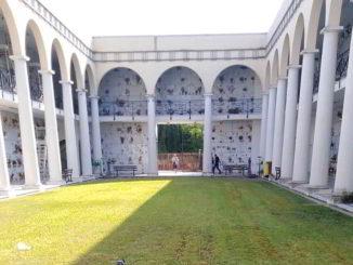 cimitero di Leca ad Albenga