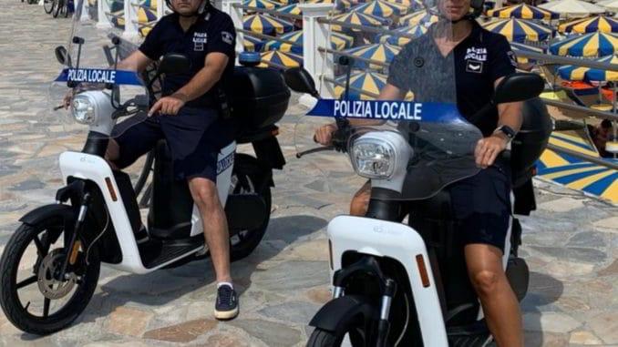 polizia locale di Andora