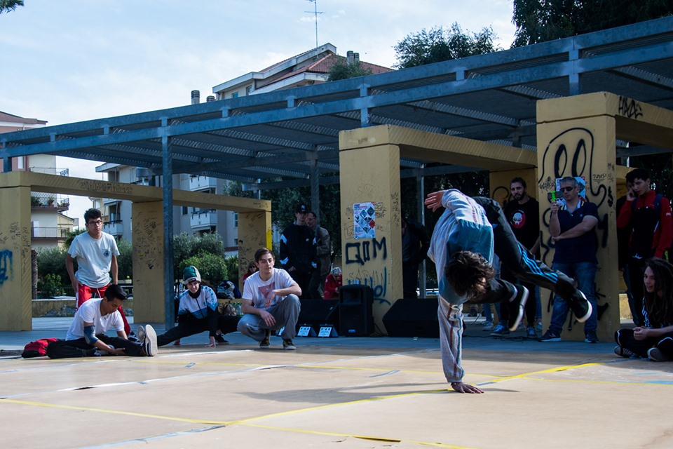 01 Albenga Street Festival in Piazza Europa