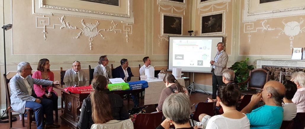 01 Albenga e Alassio presentazione progetto Wine experience