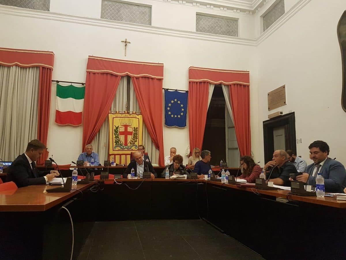 01 Consiglio comunale di Albenga assemblea 26 settembre 2019