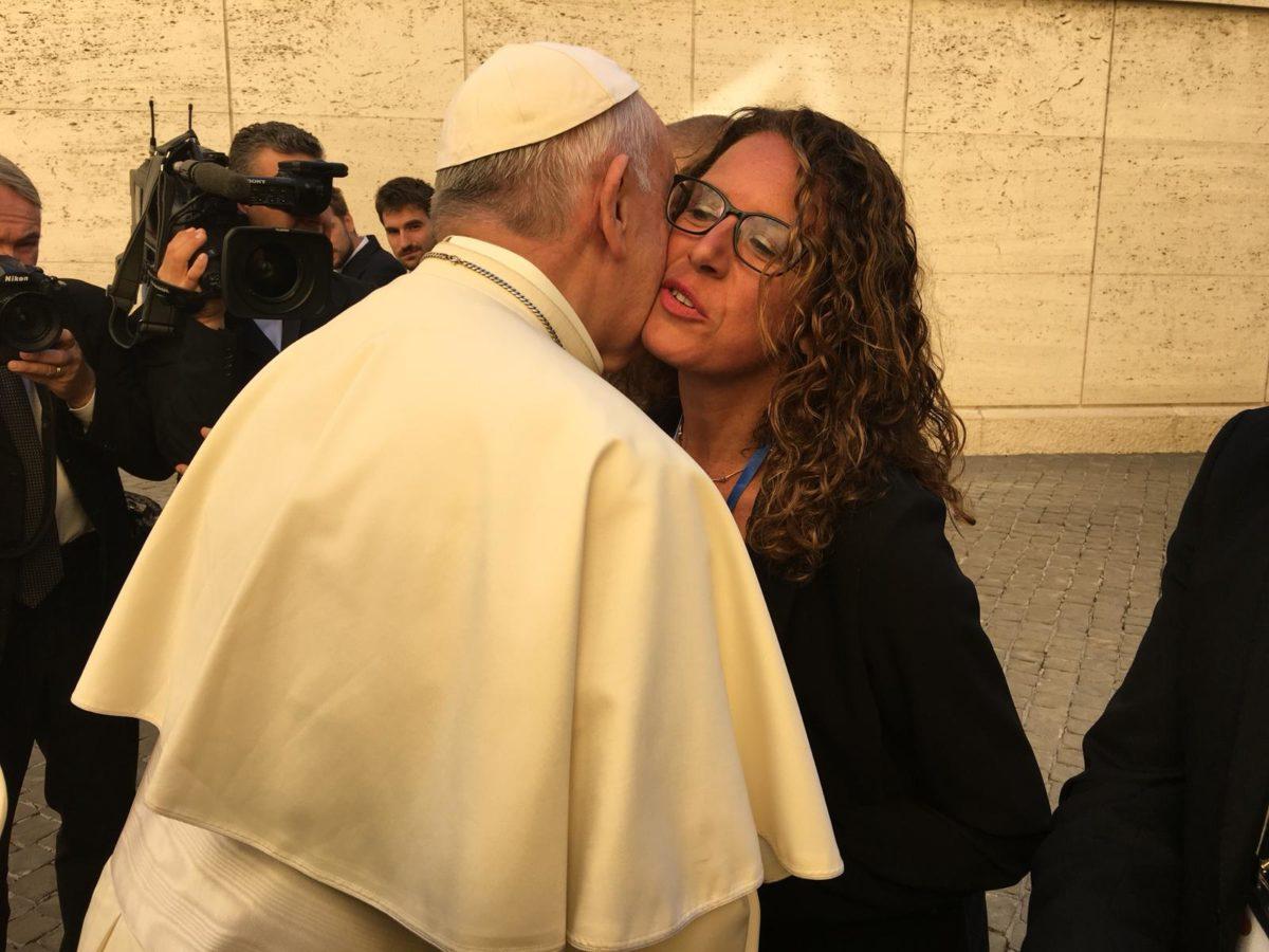 01 Incontro con Papa Francesco