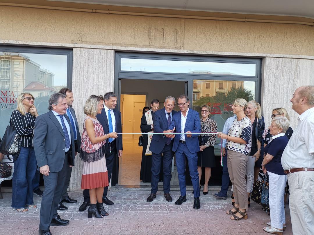 01 La nuova sede di Banca Generali Private ad Albenga