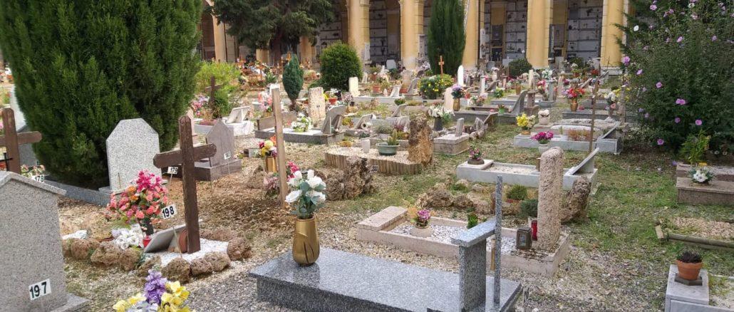 Albenga Cimitero di Leca