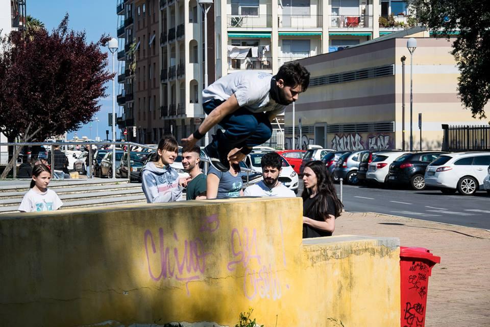 02 Albenga Street Festival in Piazza Europa