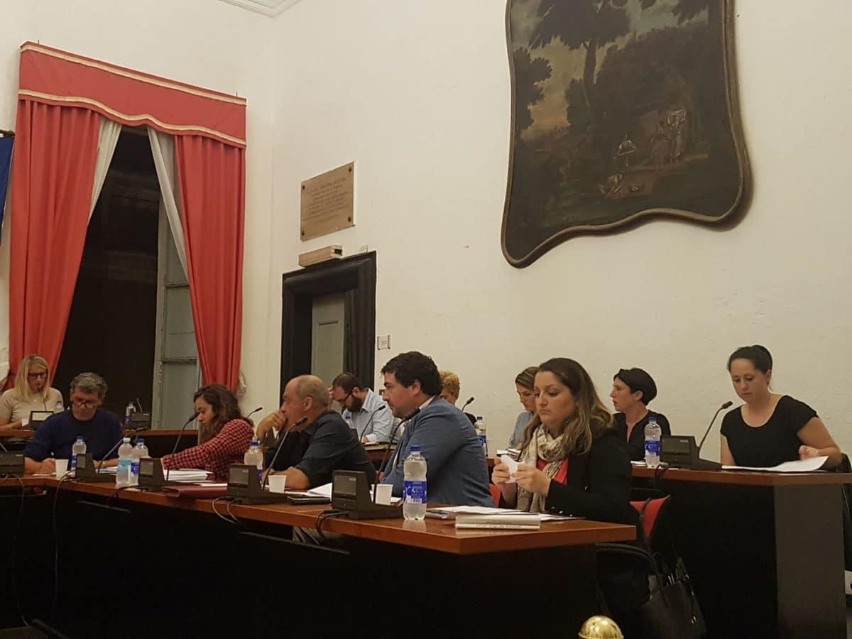 02 Consiglio comunale di Albenga assemblea 26 settembre 2019