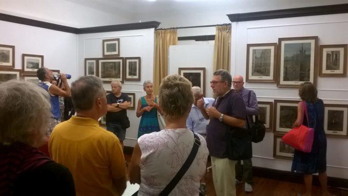 Visite pinacoteca ad Alassio