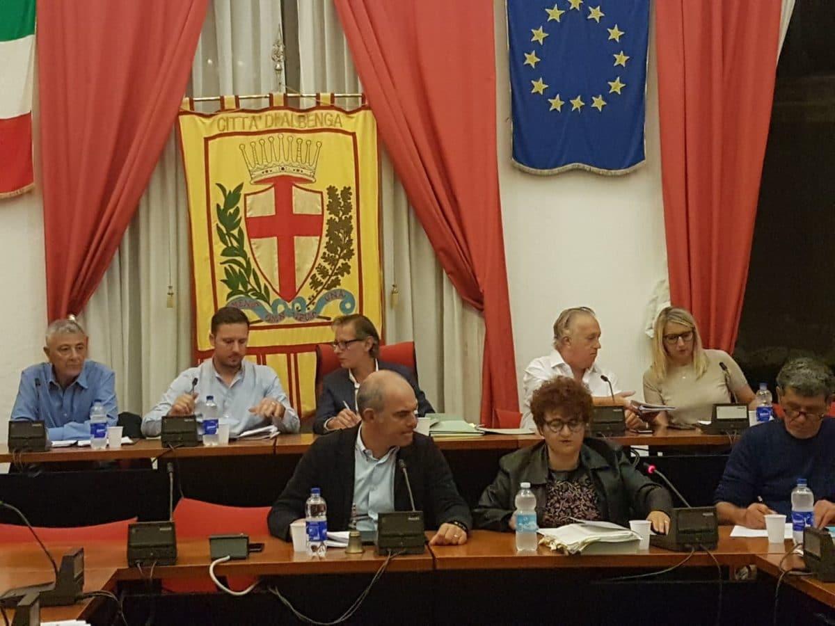 03 Consiglio comunale di Albenga assemblea 26 settembre 2019