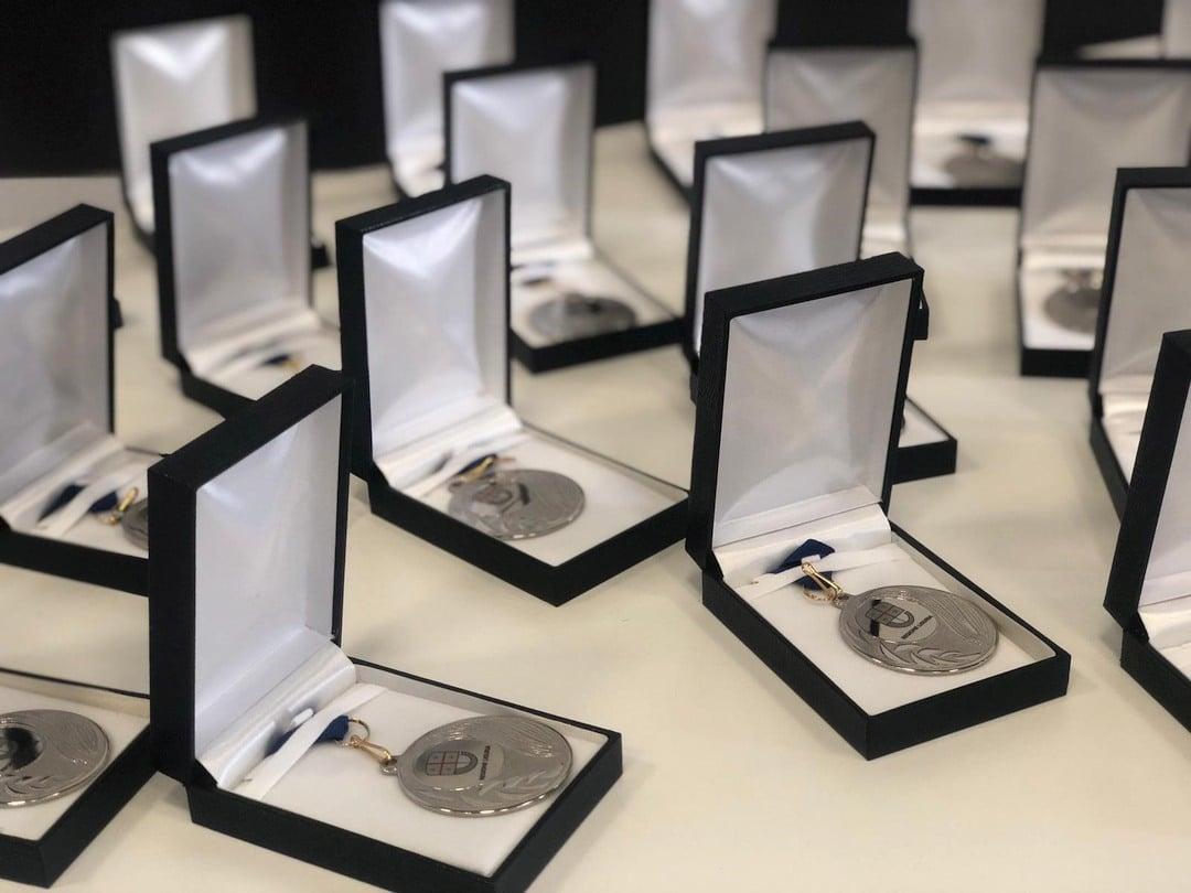 03 Premiati in Regione sportivi liguri distinti al Campionato mondiale di Gwangju medaglie