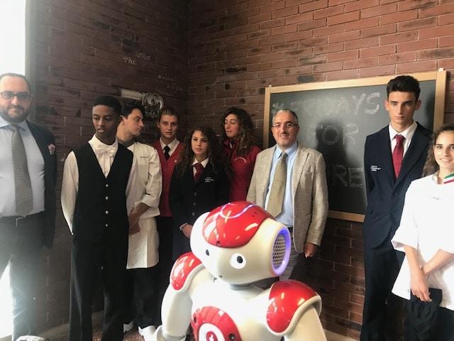03 Robot Nao progetto Alassio Albenga